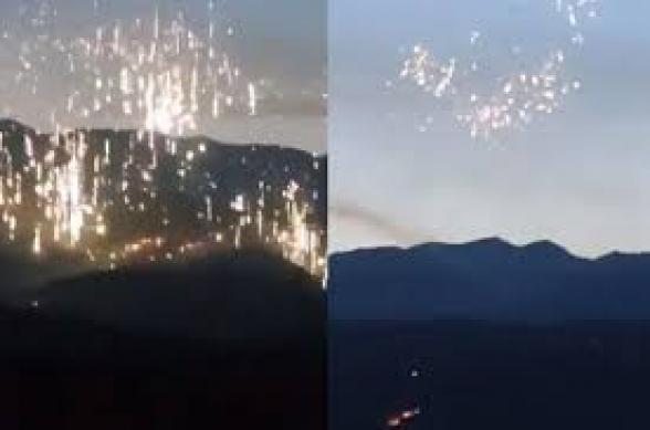 Фосфор сам по себе – ядовитое вещество: человек, оказавшийся в зоне попадания такой бомбы, может получить смертельные повреждения (видео)