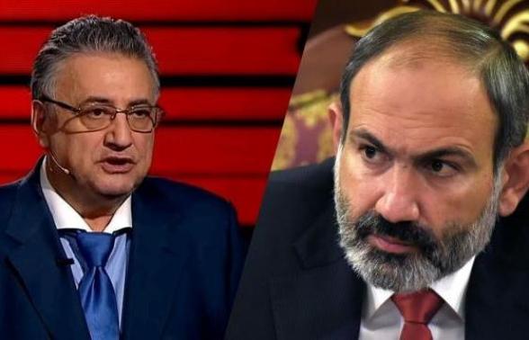 «Армянский предатель»: Багдасаров жестко высказался о Пашиняне (видео)