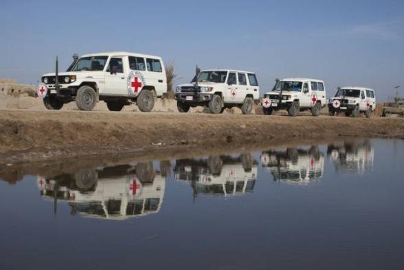 ԿԽՄԿ աշխատակիցներն այցելել են Ադրբեջանում գերեվարված զինծառայողներին և քաղաքացիական անձանց