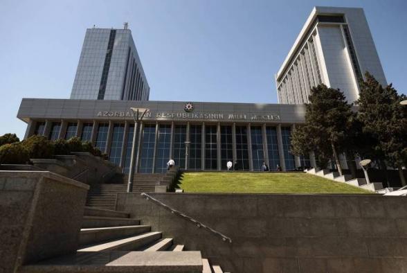 Парламент Азербайджана предложил отозвать Францию из сопредседательства Минской группы ОБСЕ