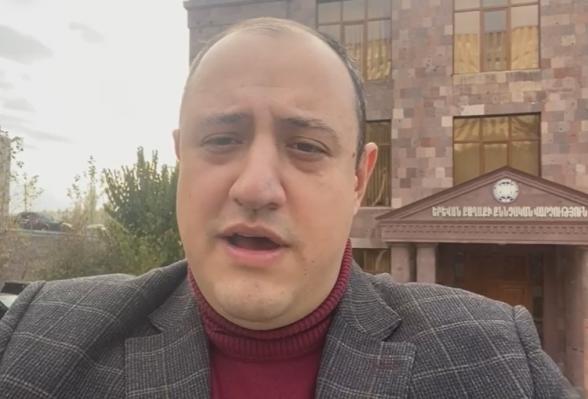 Миграну Акопяну предъявлено обвинение (видео)