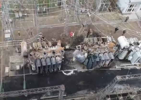 Ռուս խաղաղապահները վերականգնել են Ստեփանակերտի էլեկտրաէներգիան