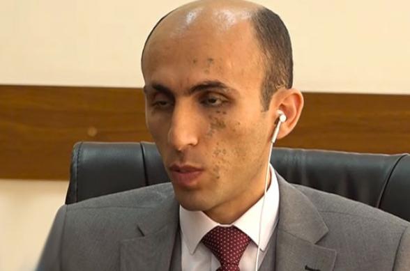 У армянской стороны есть данные о 50-60 военнопленных, удалось установить личность порядка 30 военнопленных– Артак Бегларян