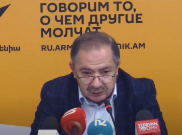 «13 вопросов и разоблачений»: пресс-конференция Агвана Варданяна (видео)