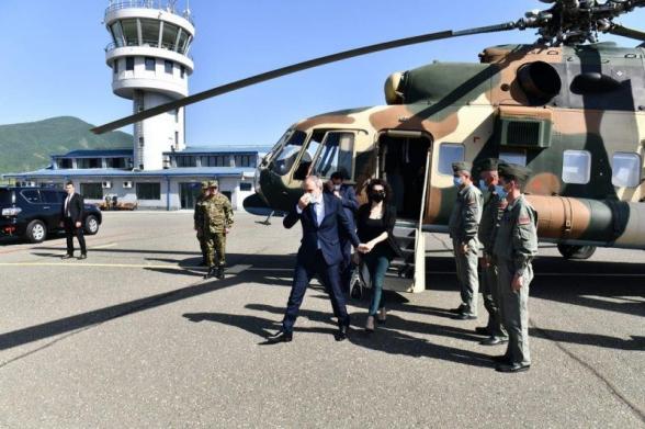 Москва не предоставила Николу Пашиняну и Анне Акопян «гуманитарный коридор» для побега – заявление