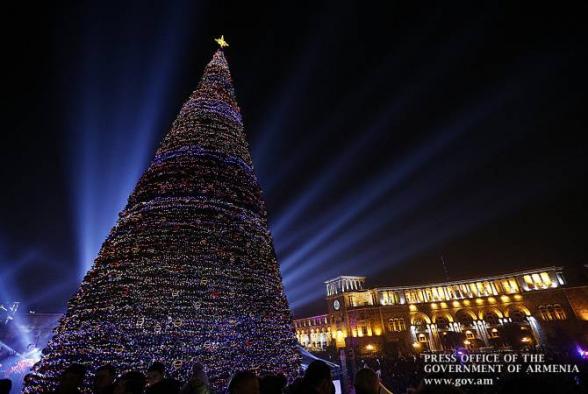 Երևանում այս տարի ամանորյա զարդարանք չի լինելու