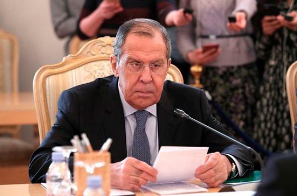 Лавров 7 декабря в Москве проведет переговоры с главой МИД Армении
