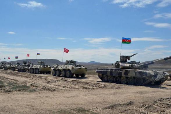Ադրբեջանը Թուրքիայից ներմուծել է 256 միլիոն դոլար արժողությամբ զինամթերք