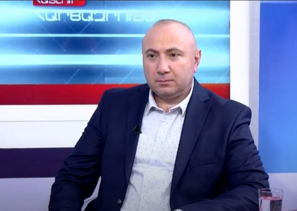Правление Пашиняна выгодно лишь Алиеву и Эрдогану: «деньги в обмен на территории» – Андраник Теванян (видео)