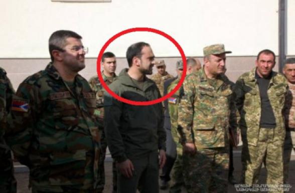 Тигран Авинян 8-го ноября покинул Степанакерт, будучи уверен, что до вечера город падет