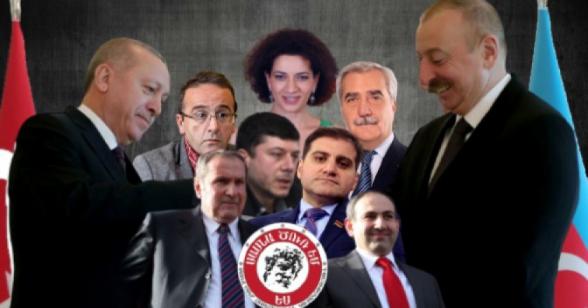 Թուրքական 5-րդ շարասյունը շարունակում է իր սև գործը հակառուսական գծով