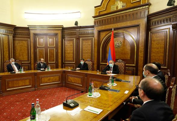О запланированном визите в Баку Армен Абазян доложил на заседании Совбеза: никто не возразил