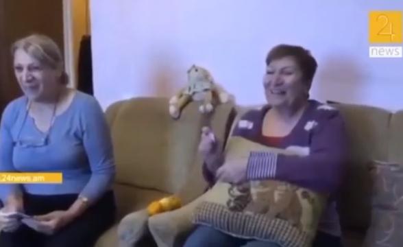 Ծյոծ ջան, մենակ հացը չէ, սաղ թանկանում ա, սաղ (տեսանյութ)