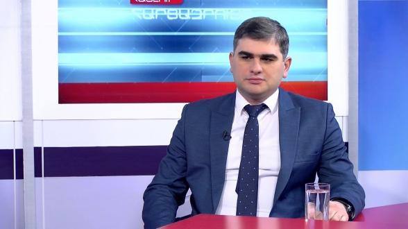 Երկաթուղին այն վարագույրն է, որի անվան տակ ուզում են Ադրբեջանը կապել Նախիջևանին. Սուրեն Պարսյան (տեսանյութ)