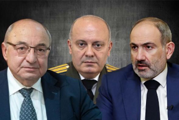 Пашинян предлагал Амбарцумяну должность директора СНБ в обмен на задержание Вазгена Манукяна – «Дежавю»