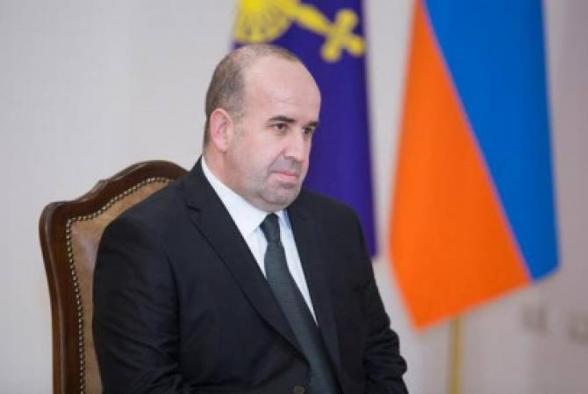 Губернатор Ширака Тигран Петросян подал заявление об отставке