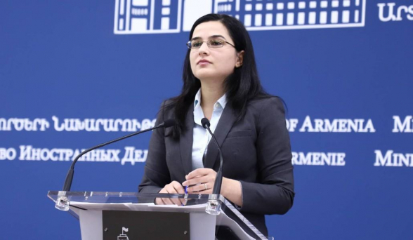 Армянское культурное наследие на подконтрольных Азербайджану территориях оказалось под серьезной угрозой – МИД Армении