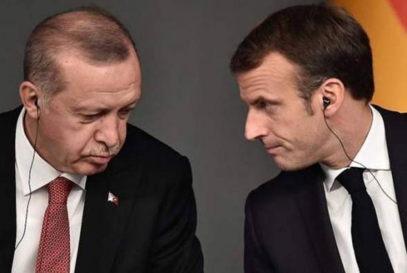 Макрон отправил Эрдогану письмо с предложением нормализовать отношения