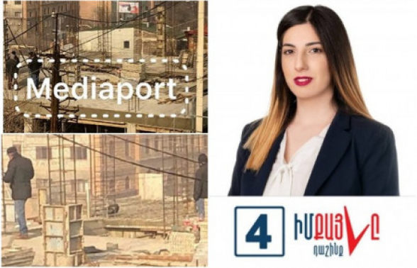 «Իմ քայլ»-ի պատգամավոր Հռիփսիմե Գրիգորյանը 120․000 ԱՄՆ դոլարով առանձնատուն է կառուցում Այգեստան փողոցում. Mediaport