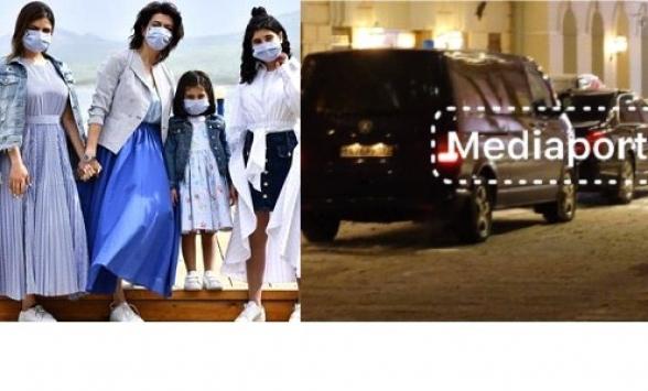 Նիկոլ Փաշինյանի կինն ու երեխաները երեկոն  վայելել են Մոսկվայի «Большой театр»-ում