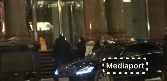 Աննա Հակոբյանն ու դուստրերը Մոսկվայի «Турандот» ռեստորանում են եղել (լուսանկար)