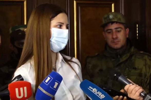 Главным ответственным и виновным, конечно же, является Никол Пашинян, который не в состоянии вести сейчас переговоры от имени РА – Анна Григорян (видео)