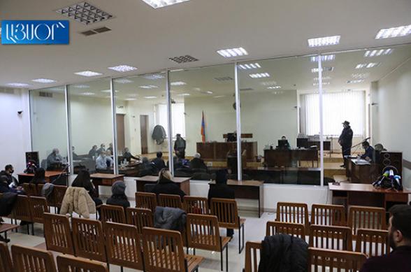 «Արթուր Դավթյանը կախյալ է իշխանությունից». Քոչարյանի փաստաբանները բացարկ հայտնեցին գլխավոր դատախազին