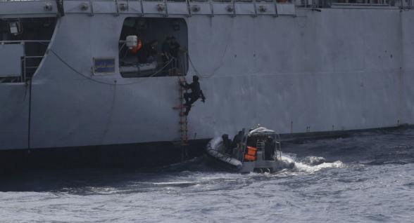 Азербайджанец убит, ещё 15 членов экипажа турецкого судна – в заложниках у пиратов