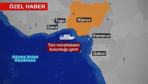 Թուրքական նավի վրա հարձակման հետևանքով սպանվել է անձնակազմի ադրբեջանցի անդամը