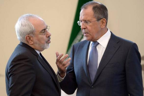 Глава МИД Ирана представил Лаврову цель своих визитов в Армению и Азербайджан