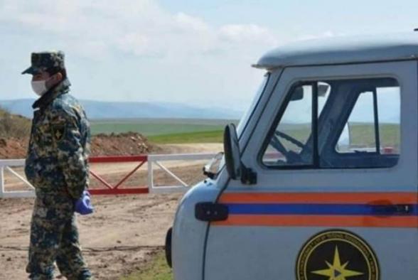 Азербайджан передал останки 31 армянского военнослужащего