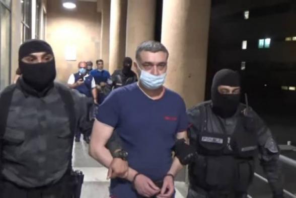 Суд отказался выпустить Левона Саркисяна под залог