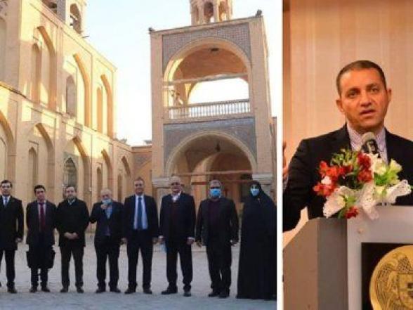 Կապիտուլյանտ նախարարի հետ հրաժարվել են հանդիպել Թեհրանի և Սպահանի թեմակալ առաջնորդները