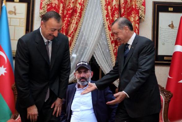 Никол Пашинян – национальный герой Турции