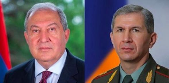 Արմեն Սարգսյանը ապշած դուրս է եկել ԳՇ-ից. գեներալիտետն ու ԳՇ պետը հարյուրավոր փաստեր են ներկայացրել. Mediaport