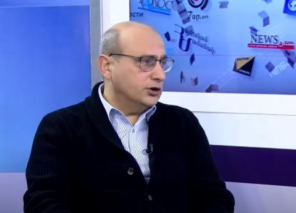 Թուրքիան հանդես է գալիս որպես այդ անձի շահառու. Ստեփան Դանիելյան (տեսանյութ)