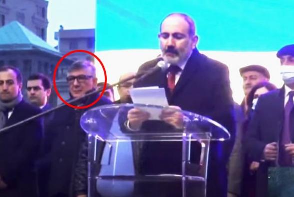 Олигархическое лицо «антиолигархического» Никола