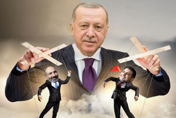 Эрдоган нещадно эксплуатирует своих пропагандистов