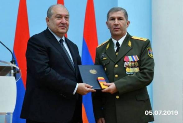 Армен Саркисян встретился с Оником Гаспаряном