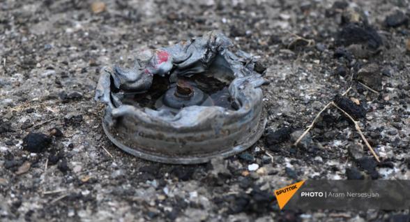 Азербайджанский чиновник подорвался на мине в Карабахе