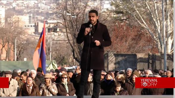 Օնիկ Գասպարյանը նշանակվել է հինգ տարի ժամկետով և պաշտոնավարելու է հինգ տարի․ սահմանադրագետ (տեսանյութ)