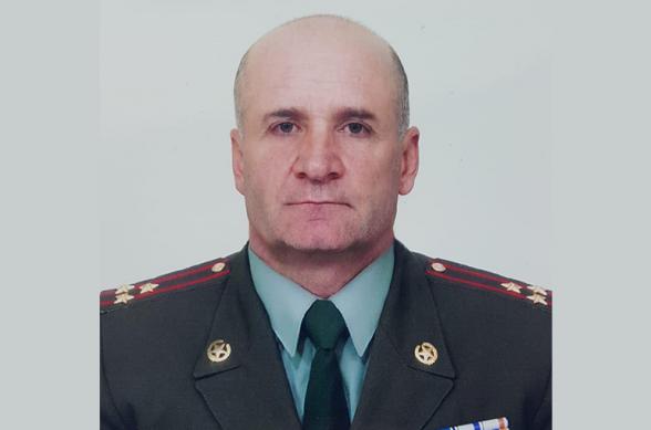 Вице-губернатор Вайоцдзорского марза Армении ушел в отставку и присоединился к заявлению Генштаба