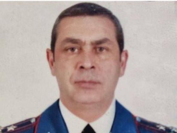 Ոստիկանության գնդապետ Արթուր Խառատյանը սատարում է ԳՇ-ին և պահանջում Փաշինյանի հրաժարականը