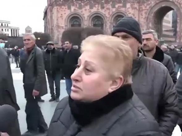 Женщина, назвавшая Шуши и Арцах азербайджанскими, – домработница Хачатура Сукиасяна
