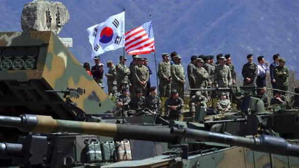 США и Южная Корея договорились о расходах на содержание американских военных