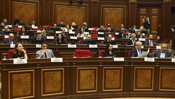 Депутаты от «Моего шага» обратились к Пашиняну и попросили гарантии личной безопасности – «Жоговурд»