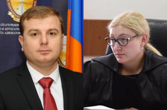 Փաստաբան Էրիկ Ալեքսանյանը պահանջում է, որ Մարտի 1-ի գործով դատավար Աննա Դանիբեկյանն իրենից ներողություն խնդրի