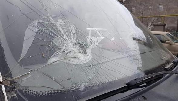 Երեկ գիշեր ադրբեջանցիները քարեր են նետել զոհված զինծառայողների մարմինները տեղափոխող մեքենայի վրա