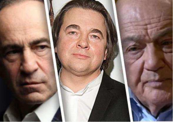 Из правительства РА позвонили руководству Первого канала с требованием убрать интервью Кочаряна из эфира