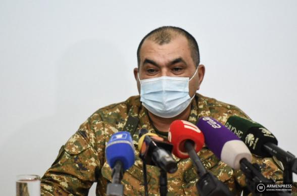 В Ереване полицейские подвергли приводу супругу бывшего замглавы Генштаба ВС Армении Тирана Хачатряна